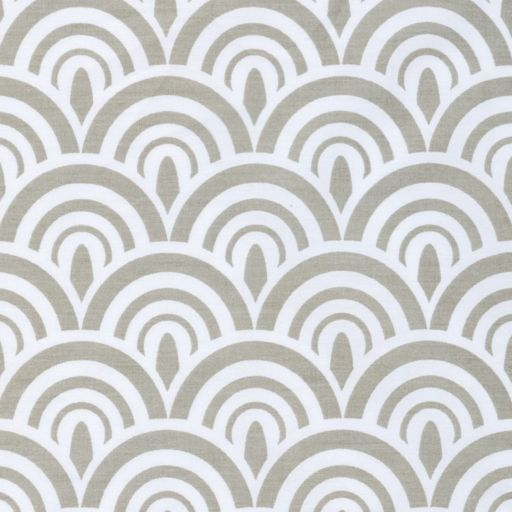 Trend Lab Art Deco Fitted Crib Sheet