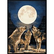 United Weavers Legends Howling Moon Rug - 5'3'' x 7'2''