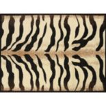 United Weavers Legends Stripe Zebra Print Rug - 5'3'' x 7'2''