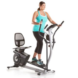 ProForm Hybrid Trainer Elliptical & Recumbent Bike