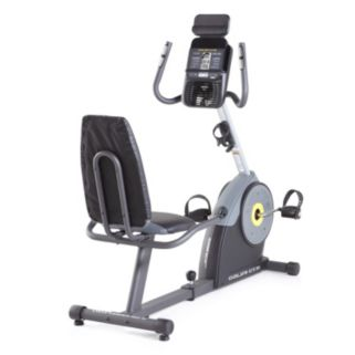 Gold's Gym Cycle Trainer 400 RI Recumbent Bike