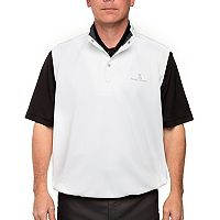Men's Pebble Beach Classic-Fit Performance Pullover Golf Vest