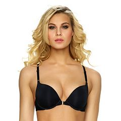 Jezebel Bras: Naomi Strappy Push Up Bra 159975