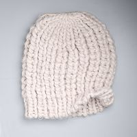 Women's Simply Vera Vera Wang Chunky Cable-Knit Beanie