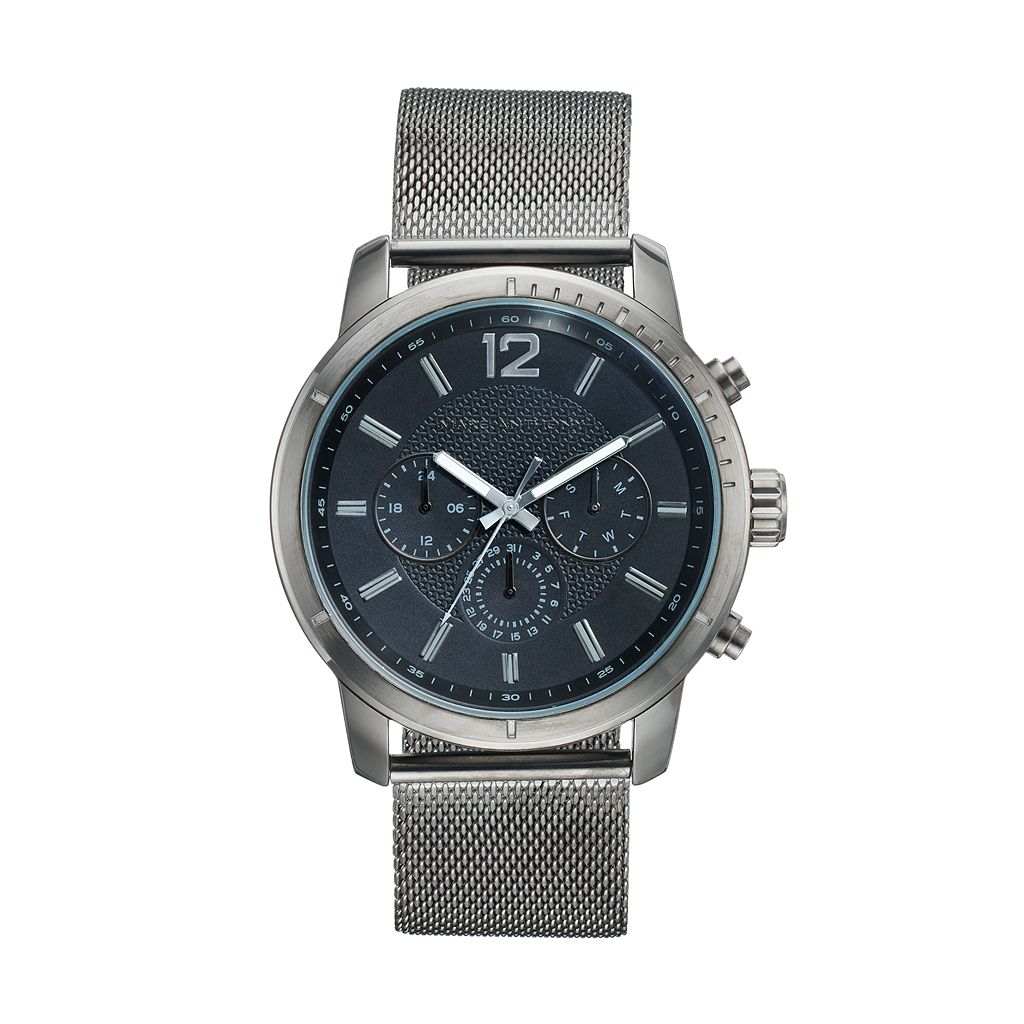 Marc Anthony Men's Rhys Mesh Watch