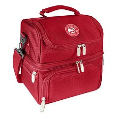 Picnic Time Atlanta Hawks Pranzo 7-Piece Insulated Cooler Lunch Tote Set