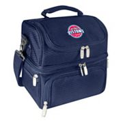 Picnic Time Detroit Pistons Pranzo 7 pc Insulated Cooler Lunch Tote Set