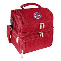Picnic Time Detroit Pistons Pranzo 7-Piece Insulated Cooler Lunch Tote Set