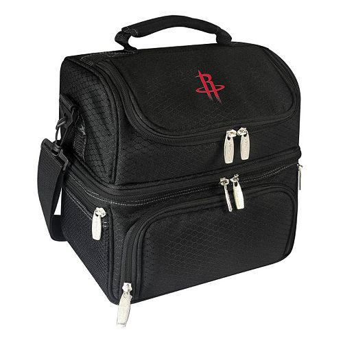 Picnic Time Houston Rockets Pranzo 7-Piece Insulated Cooler Lunch Tote Set