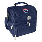 Picnic Time Washington Wizards Pranzo 7 pc Insulated Cooler Lunch Tote Set