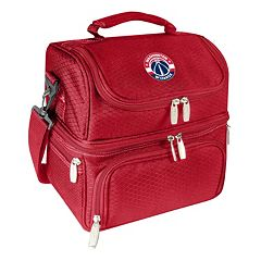 Picnic Time Washington Wizards Pranzo 7-Piece Insulated Cooler Lunch Tote Set