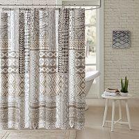 Urban Habitat Archer Printed Shower Curtain