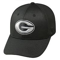 Adult Top of the World Georgia Bulldogs Digi One-Fit Cap