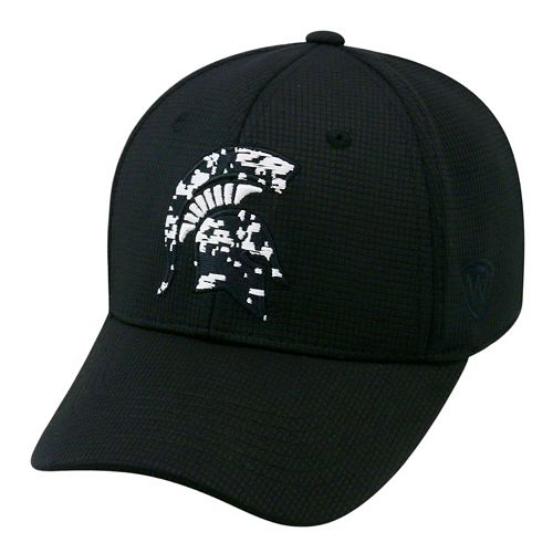 Adult Top of the World Michigan State Spartans Digi One-Fit Cap