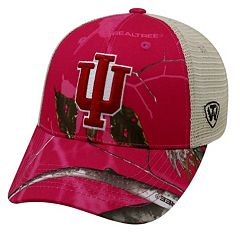 Adult Top of the World Indiana Hoosiers Doe Camo Adjustable Cap