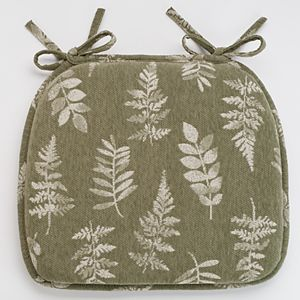 Food Network™ Sage Leaf Chair Pad