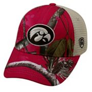 Adult Top of the World Iowa Hawkeyes Doe Camo Adjustable Cap