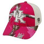 Adult Top of the World Kentucky Wildcats Doe Camo Adjustable Cap