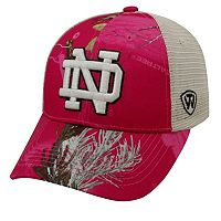 Adult Top of the World Notre Dame Fighting Irish Doe Camo Adjustable Cap