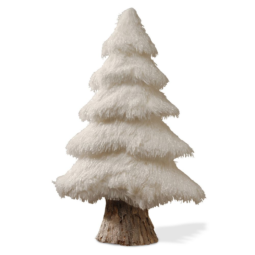 National Tree Company 24-in. Snowy Artificial Christmas Tree Decor