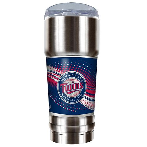 Minnesota Twins 32-Ounce Pro Stainless Steel Tumbler