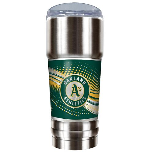 Oakland Athletics 32-Ounce Pro Stainless Steel Tumbler