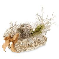 National Tree Company 18-in. Artificial Branch Deer Decor