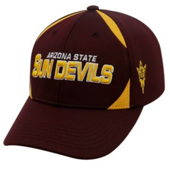 Adult Top of the World Arizona State Sun Devils Pursue Adjustable Cap