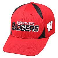 Adult Top of the World Wisconsin Badgers Pursue Adjustable Cap