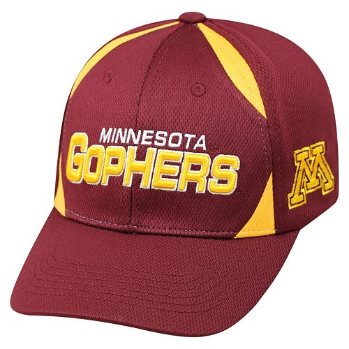 Adult Top of the World Minnesota Golden Gophers Pursue Adjustable Cap