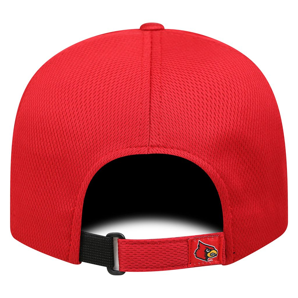 Adult Top of the World Louisville Cardinals Pursue Adjustable Cap