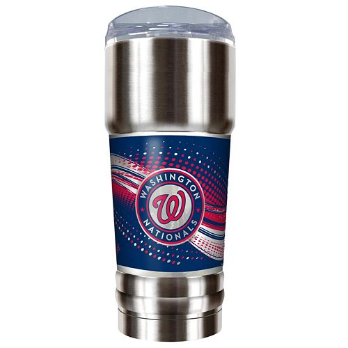 Washington Nationals 32-Ounce Pro Stainless Steel Tumbler