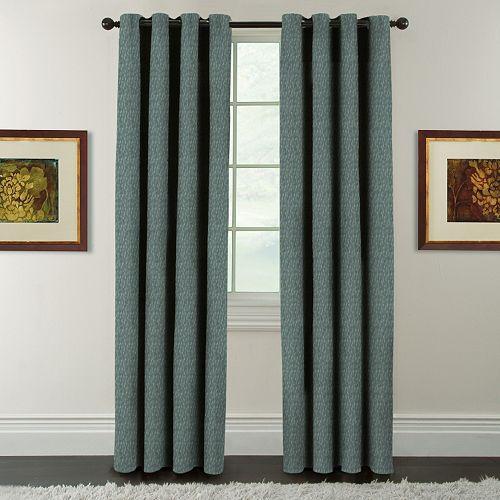 Arlee Window Accents Eagan Jacquard Blackout Curtain