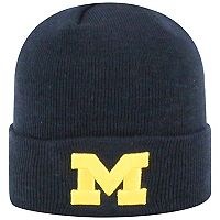 Adult Top of the World Michigan Wolverines Tow Knit Beanie