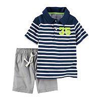 Baby Boy Carter's Striped