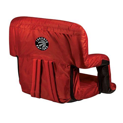 Picnic Time Toronto Raptors Ventura Portable Reclining Seat