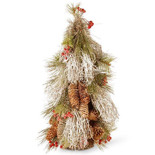 """National Tree Company 22"""" Christmas Tree Floor Decor"""