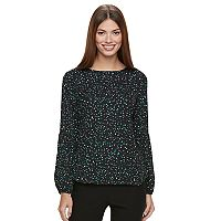 Women's Apt. 9® Bubble-Sleeve Top