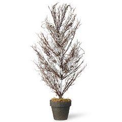 National Tree Company 28' Holiday Christmas Tree Floor Decor