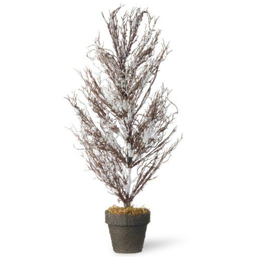"""National Tree Company 28"""" Holiday Christmas Tree Floor Decor"""