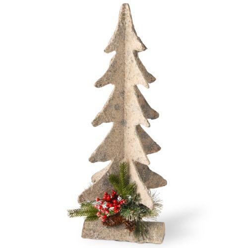"""National Tree Company 30"""" Christmas Tree Floor Decor"""