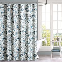 Madison Park Lira Shower Curtain