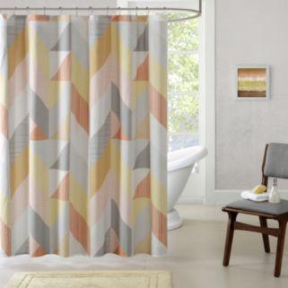 Urban Habitat Parker Printed Shower Curtain