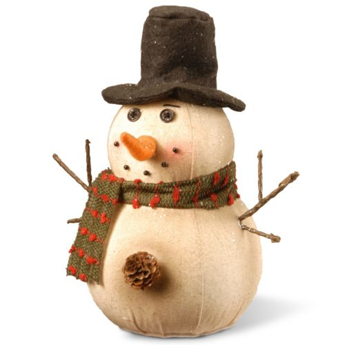 National Tree Company Snowman Table Decor