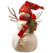 "National Tree Company 19"" Snowman Floor Decor"