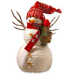 National Tree Company 19' Snowman Floor Decor