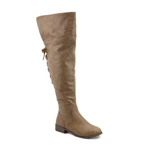 Olivia Miller Vernon Women's Over-The-Knee Boots