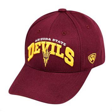 Adult Top of the World Arizona State Sun Devils Whiz Adjustable Cap