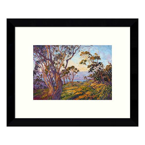La Jolla Eucalyptus Framed Wall Art