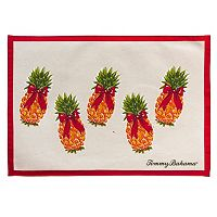 Tommy Bahama Holiday Pineapple Placemat